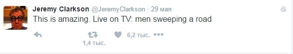 twit Clarkson