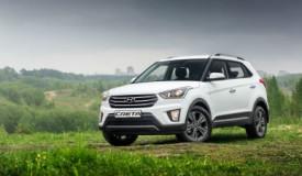 Hyundai Creta – новый кроссовер для стран СНГ!