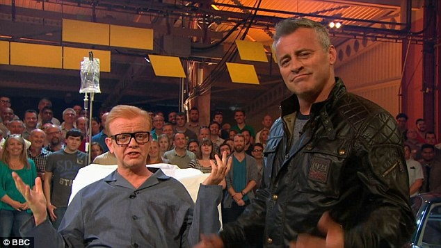 top gear Chris Evans1