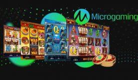 Игровые автоматы на деньги с выводом от Microgaming