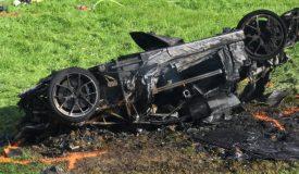 Ричард Хаммонд попал в очередную аварию
