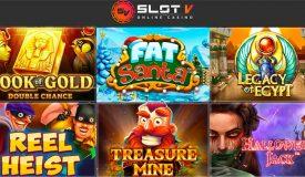 Slot V casino. Играем в игровые автоматы