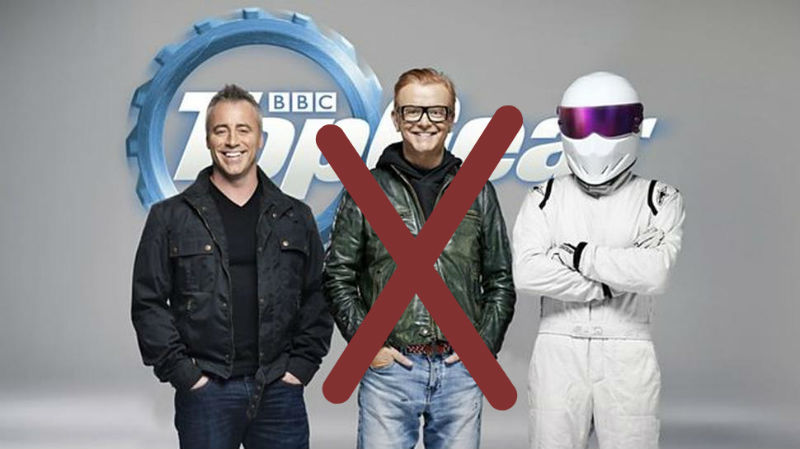 top gear Chris Evans