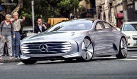 Mercedes хочет составить конкуренцию электрокару Tesla