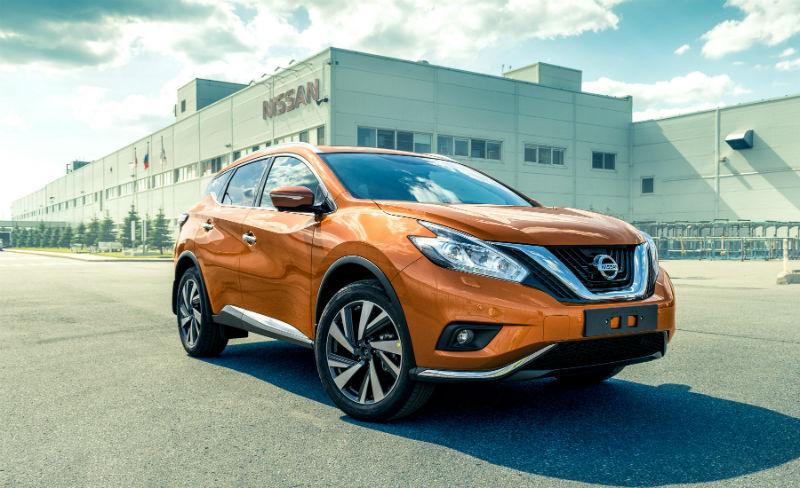 Nissan Murano3
