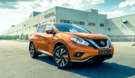 В Питере началась сборка нового Nissan Murano