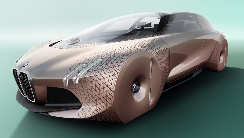беспилотный BMW