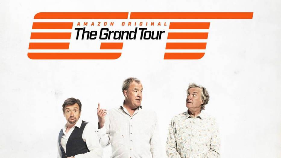 The Grand Tour логотип